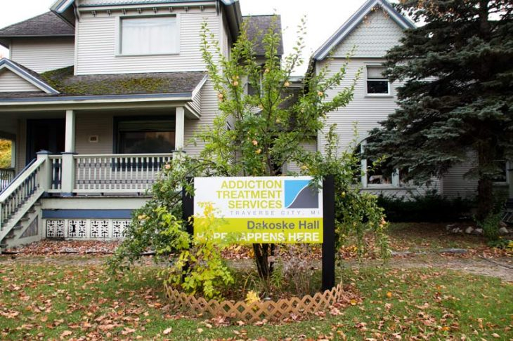 Addiction Treatment Services Inc Dakoske Hall Traverse City MI