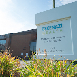 Eskenazi Health Midtown Adult Addictions Clinic Indianapolis IN