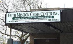 Faith Mission Crisis Center Inc South Ozone Park NY