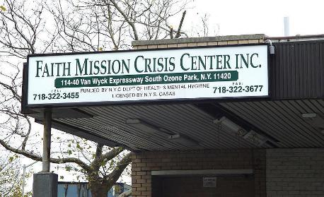 Faith Mission Crisis Center Inc South Ozone Park NY