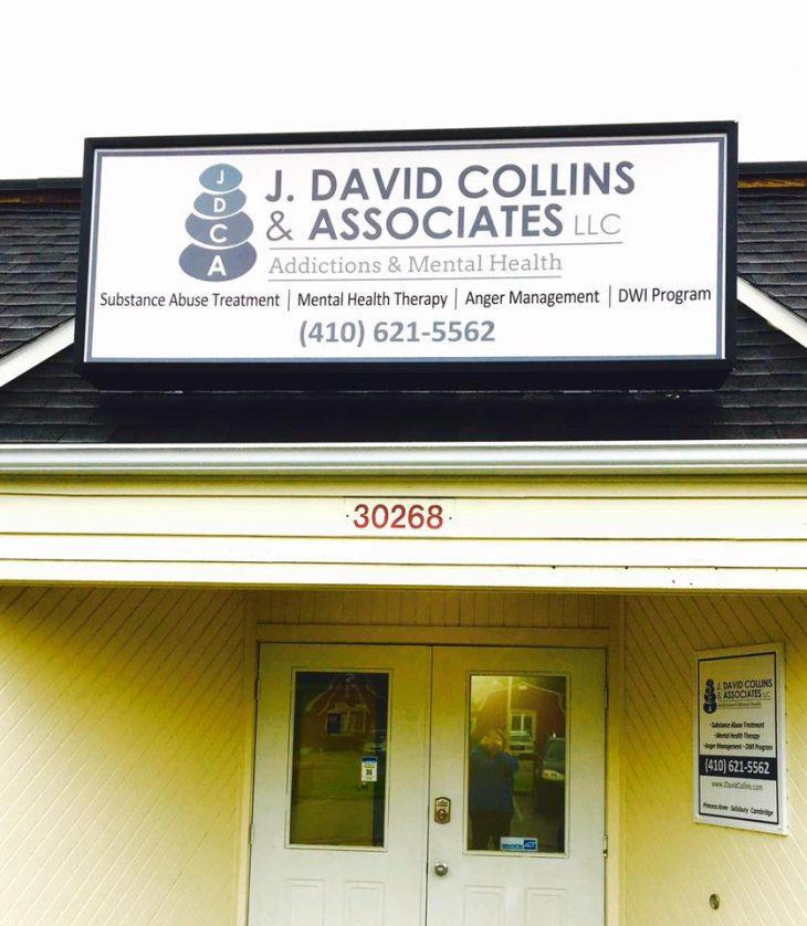 J David Collins and Associates LLC (JDCA) Addictions and Mental Health Services Cambridge MD