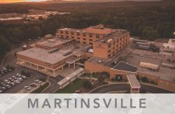Memorial Hospital of Martinsville Behavioral Health VA