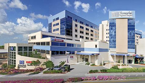 Memorial Regional Hospital SHARE Program