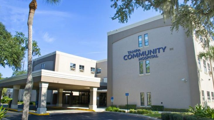 Tampa Community Hospital Addiction Recovery Unit The Oasis