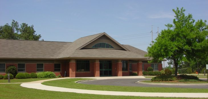 William J McCord Adolescent Treatment Facility Orangeburg SC