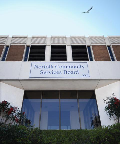 Norfolk Community Services Board Tidewater Drive Center Norfolk VA