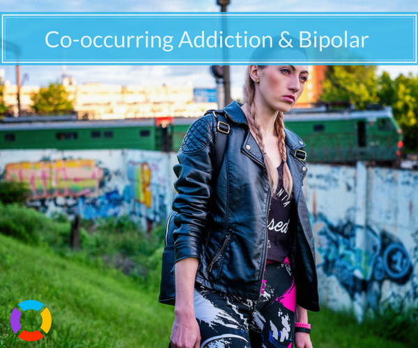 Bipolar disorder and addiction often co-occur. Learn all about this dual diagnosis and how to find treatment help.