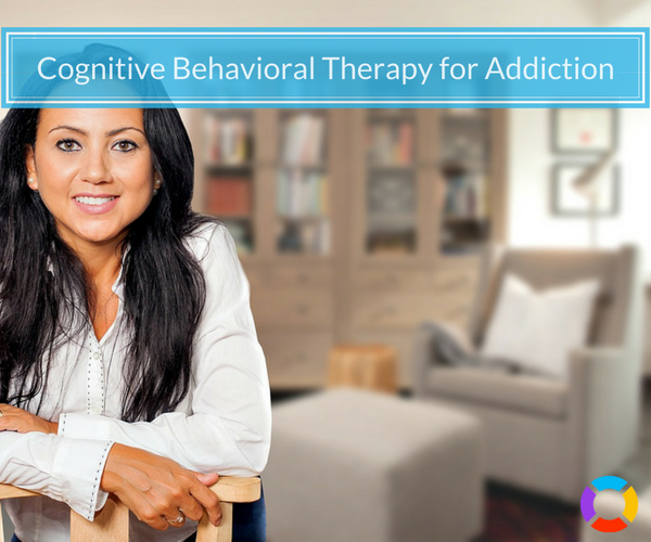 using cognitive behavioral therapy for addiction recovery