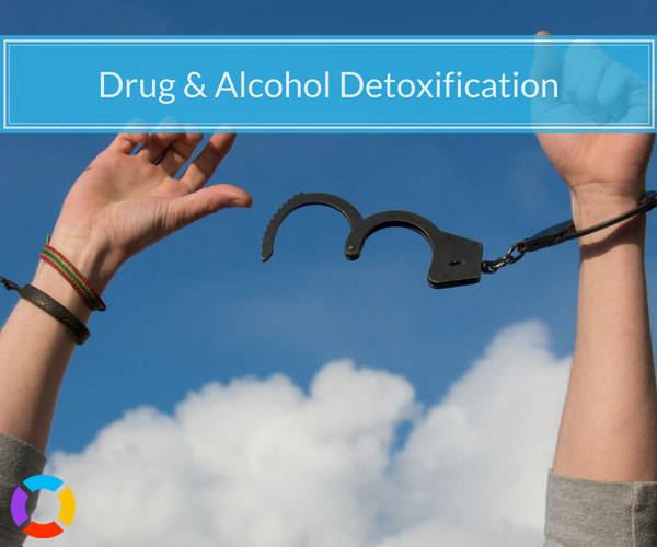 Treatment in a detox center can free you from addiction - don't be afraid to take the first step.