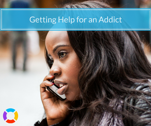 Discover how to help an addict get the treatment they need.