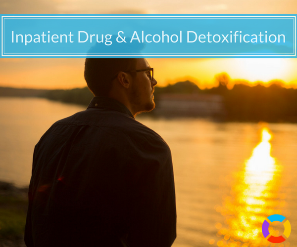 Completing inpatient detox will greatly decrease your risk of relapse.
