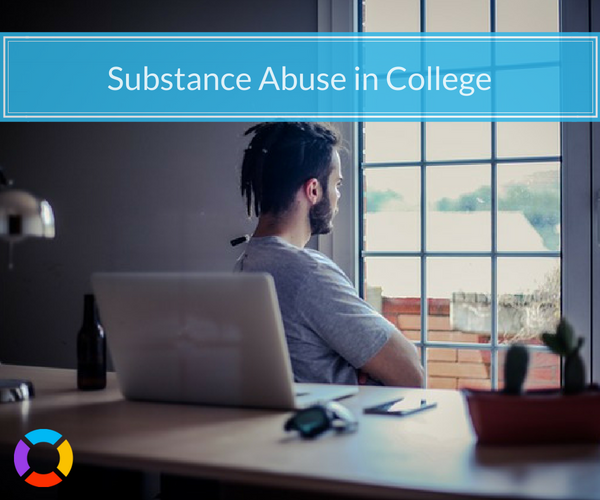 Understand why college students abuse drugs & alcohol and how to seek treatment help.