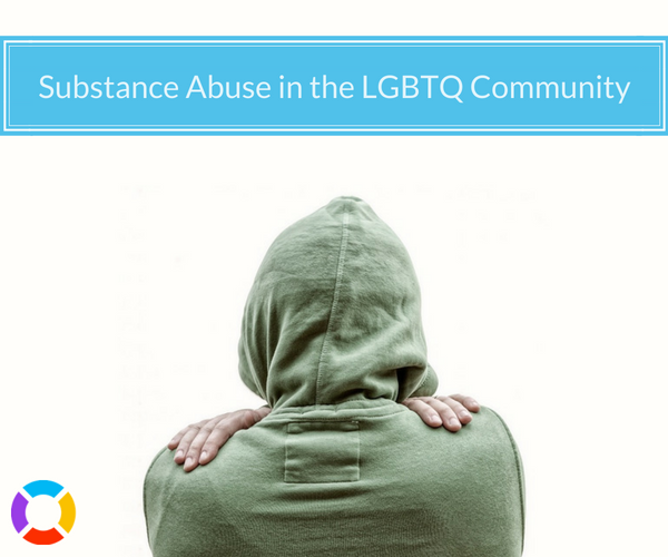 Those who identify as LGBTQ often face unique stressors that can lead to substance abuse.