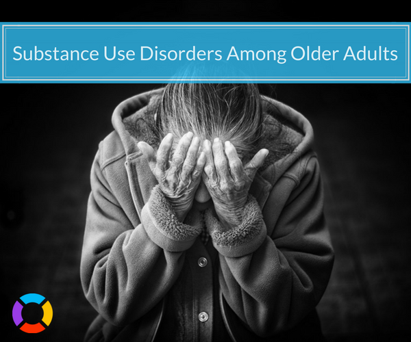 Substance abuse & addiction in the elderly is a growing problem.