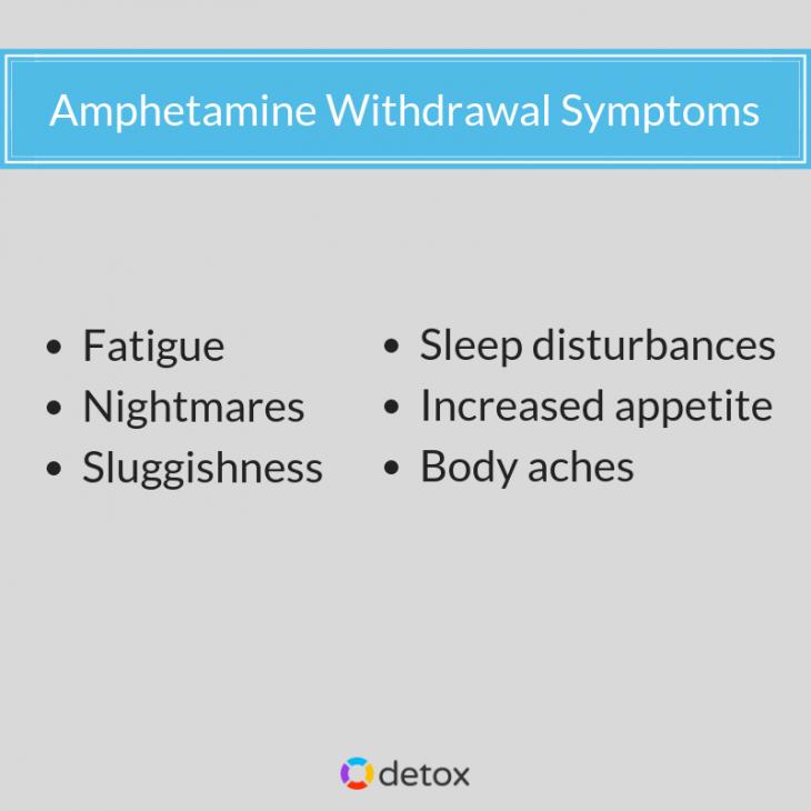 Seeking medical detox is the best way to overcome amphetamine withdrawal symptoms!