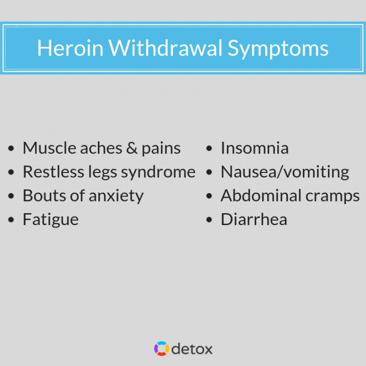 Detox treatment is the safest way to overcome heroin withdrawal symptoms and heroin dependence!
