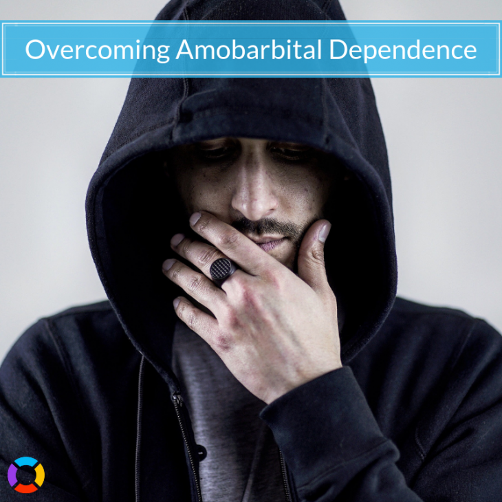 Amobarbital abuse can lead to dependence and addiction.